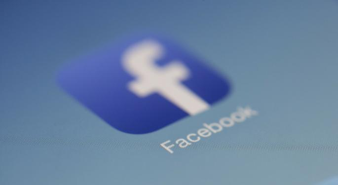 Facebook Shares Gain Friday: Technical Levels To Watch