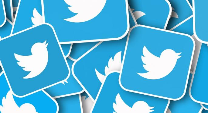 Why Twitter's Stock Is Trading Higher Today