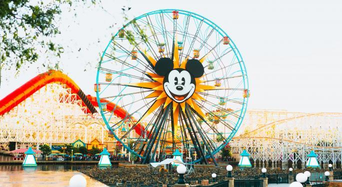 Disney Furloughs More Theme Park Workers In California: Report
