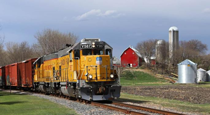 Rail Pins Hopes On Auto Manufacturing As US Carloads Sustain Record Decline
