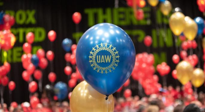 UAW President Gamble Meets U.S. Attorney Probing Corruption At The Union