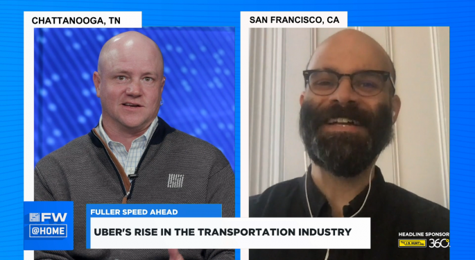 Understanding Uber's Rise In The Transportation Industry With Video