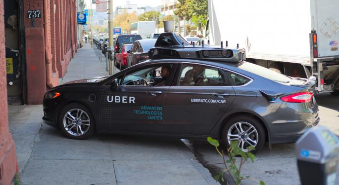 Uber's Self-Driving Unit Is For Sale: TechCrunch