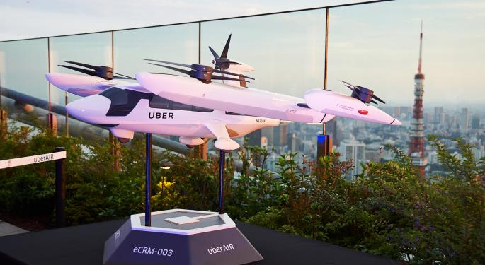 Uber Offloads Another Unit — To Sell Air Taxi Business To Joby Aviation