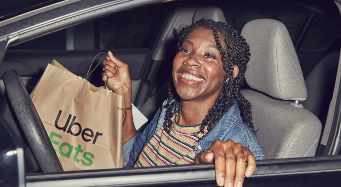 Analistas creen que el futuro de Uber son las entregas