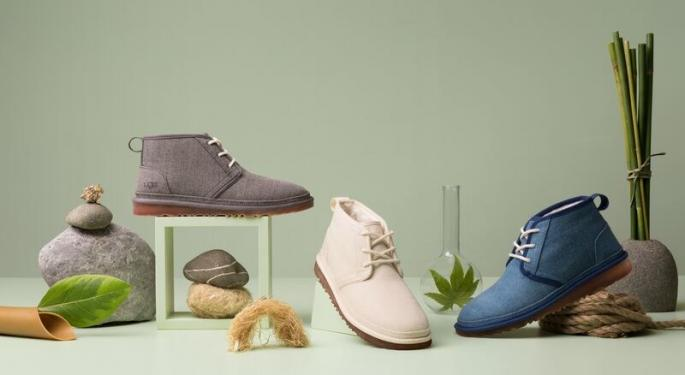 UGG Debuts Plant Power Collection Of Carbon-Neutral Footwear