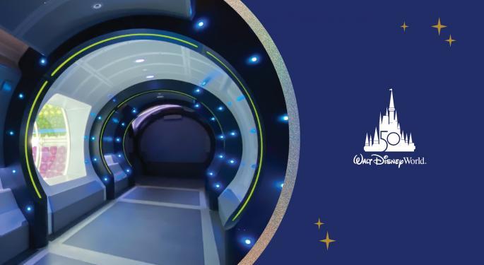 Nuevo restaurante de Disney con una experiencia espacial