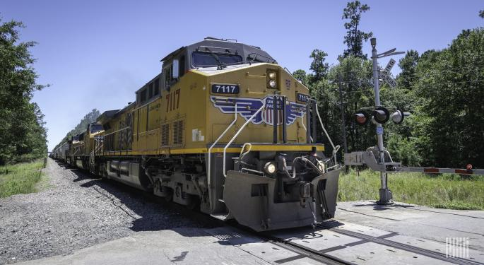 Rail Union Mulls Action Against Union Pacific Over COVID-19 Woes