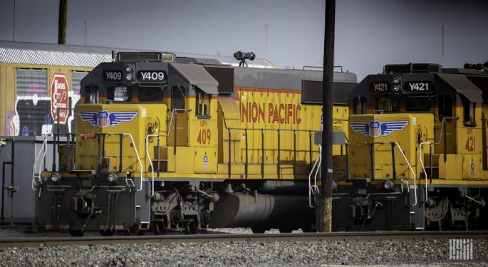 Union Pacific Eyes Highway-To-Rail Conversion Opportunities