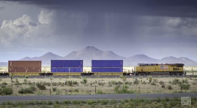 Union Pacific Seeks To Sweat Its Assets