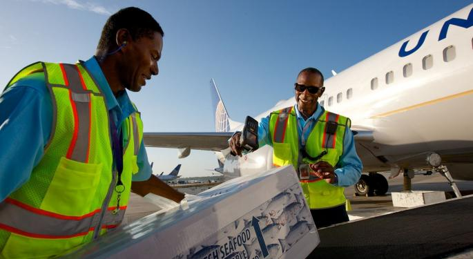 United Cargo Spared Brunt Of Airline's Job Cuts