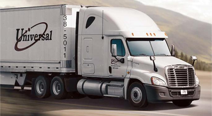 Universal Logistics CEO Touts Company's Adaptability In 'Tough Environment'