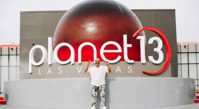 Mike Tyson's 'Baddest Cannabis On The Planet' Launches Exclusively At Planet 13 In Vegas