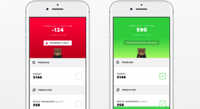 How This Serial Entrepreneur Developed The App Millennials Use To Avoid Overdraft Fees