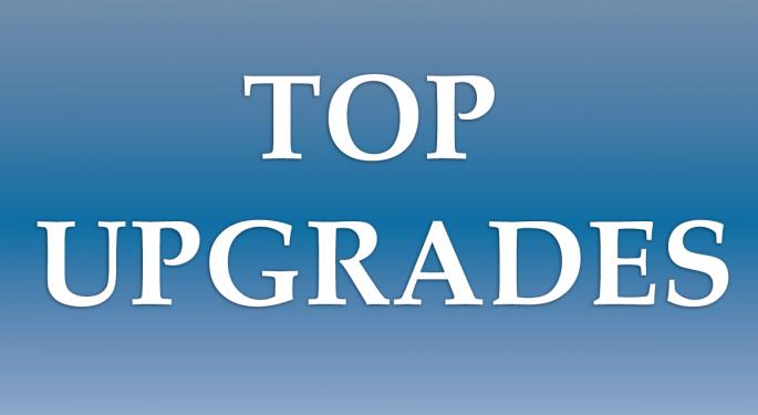 Benzinga's Top Upgrades