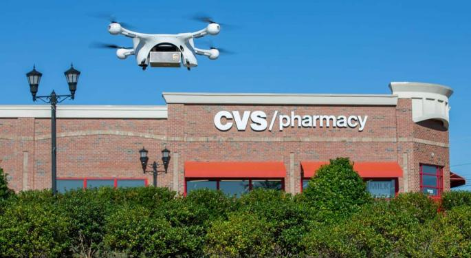 UPS Drone Deliveries To Help Retirees Practice Social Distancing