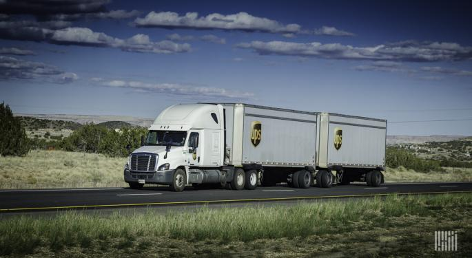 UPS Faces Mix/Margin Challenges As COVID-19 Skews Shipping Choices