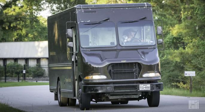 UPS Begins Nationwide Shipping Of Vaccine Kits