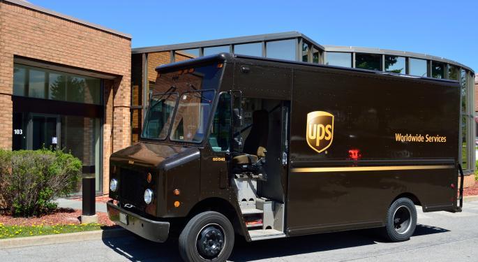 Analyst: UPS Network Overhaul Could Improve Margins