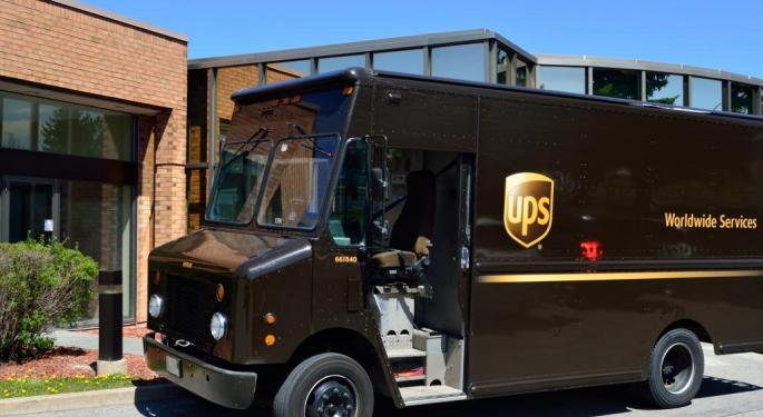 Raymond James Upgrades UPS On Underappreciated Outlook