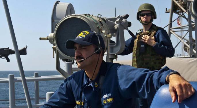 Iran Threat Looms As Tanker Market Booms
