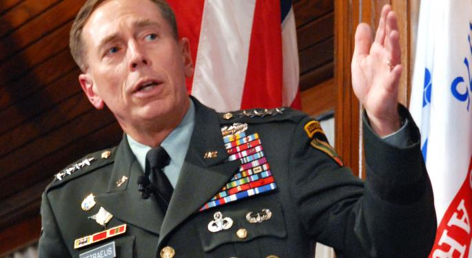 David Petraeus On Why Cybersecurity Is A 'Big, Big Challenge' For The U.S.