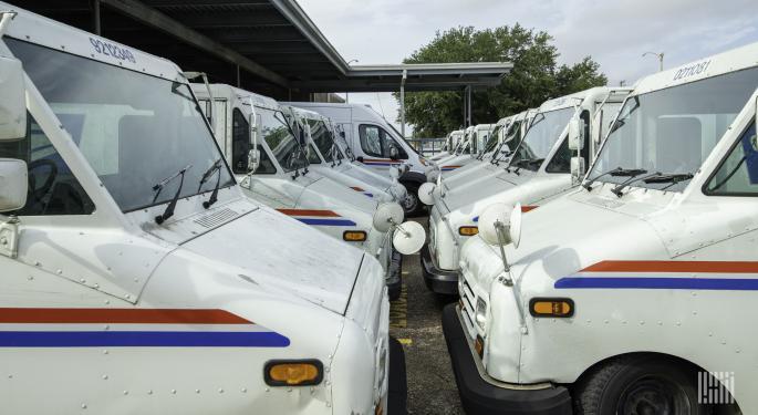 Postal Service Sets Major Operational Restructuring