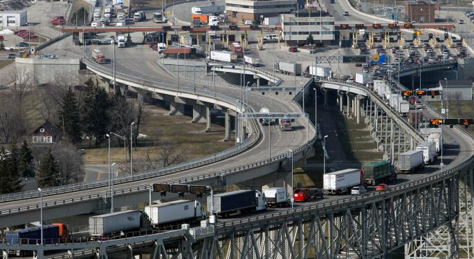 US-Canada Border Closure Extended To Aug. 21