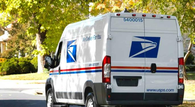 USPS Limps Away From FY 2020