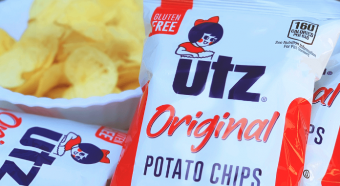Utz Brands CEO Chats With Jim Cramer About Marketing