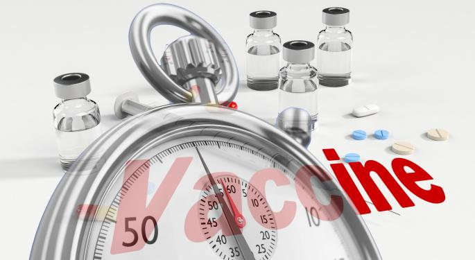 PreMarket Prep Stock Of The Day: Novavax