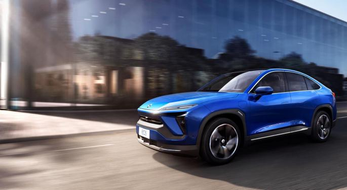Nio Reportedly Working On In-House Self-Driving Chips