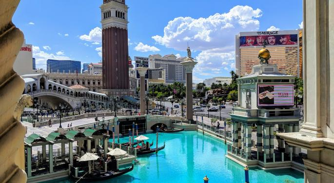 Low $40s Are Good Entry Point For Las Vegas Sands Shares, JPMorgan Says In Upgrade