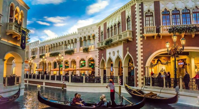 Exclusive: VICI Properties CEO Talks Venetian Las Vegas On 'Power Hour'