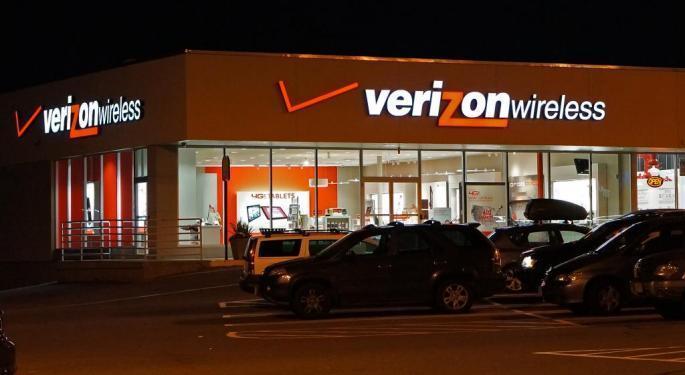 JPMorgan Says Verizon's Growth Will 'Pick Up' Next Year