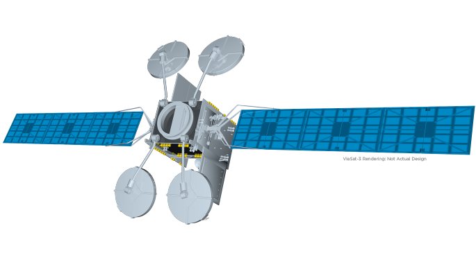 ViaSat VS-3 Satellite Launch Positions Company For Robust Growth, Says Analyst