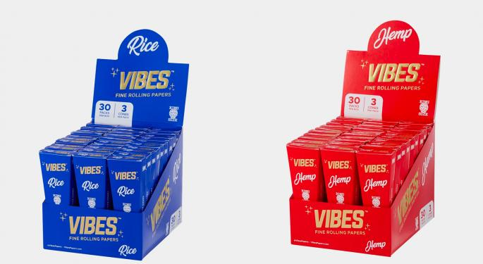 Greenlane Partners With Rap Star Berner, Launches Vibes Rolling Papers In Canada, Europe