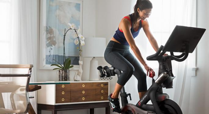 Video: 'Peloton Girl'  Calls Out Citron's Andrew Left For Dismal Price Target