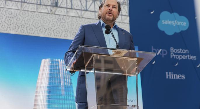9 Salesforce Analysts React To 'Jaw Dropping Performance' In Q2