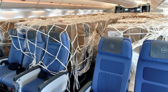 Breaking: FAA Approves Cargo To Ride In Passenger Seats
