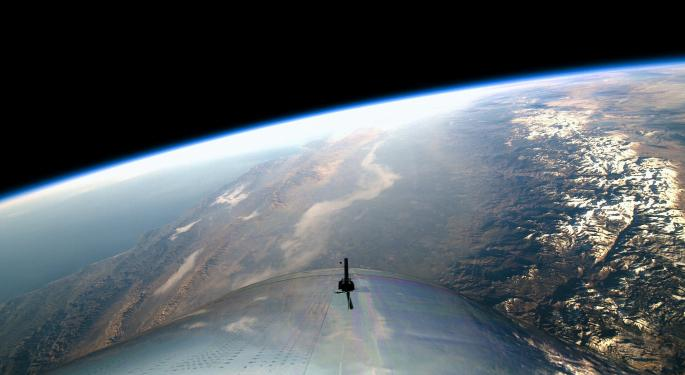 Pete Najarian Sees Unusual Activity In Virgin Galactic And Gogo