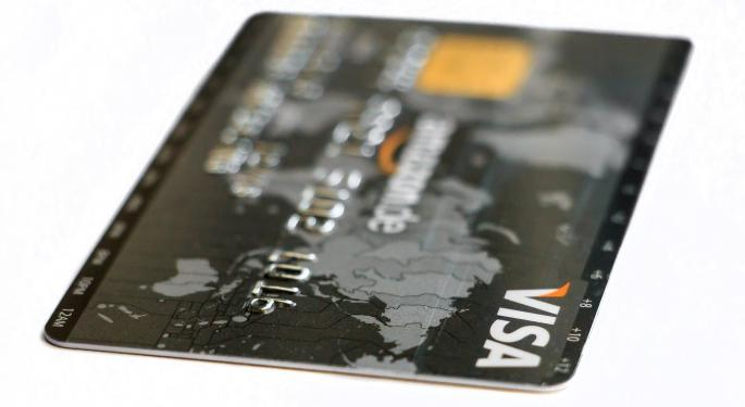 Under New CEO, Visa Delivers Its Best Quarter In Awhile