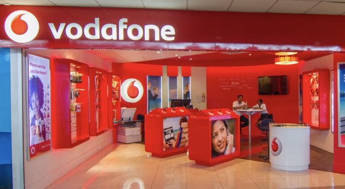Vodafone y Google desarrollarán servicios de datos en la nube