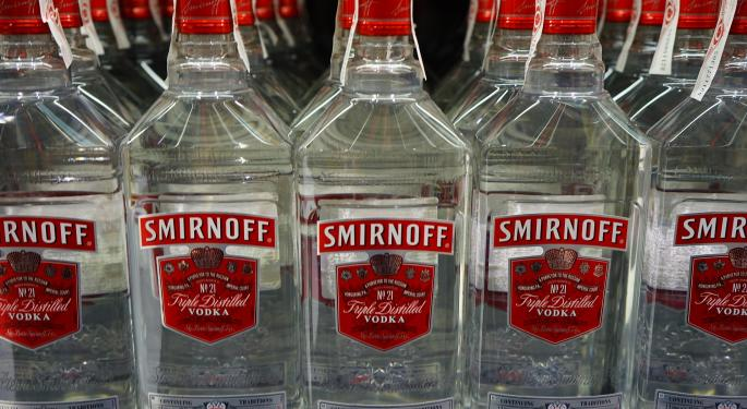 Diageo's Full-Year Results Offer Glimpse Into Alcohol Sales During COVID-19