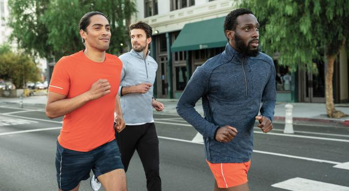 Dick's Sporting Goods Launches VRST Men's Athleisure Brand