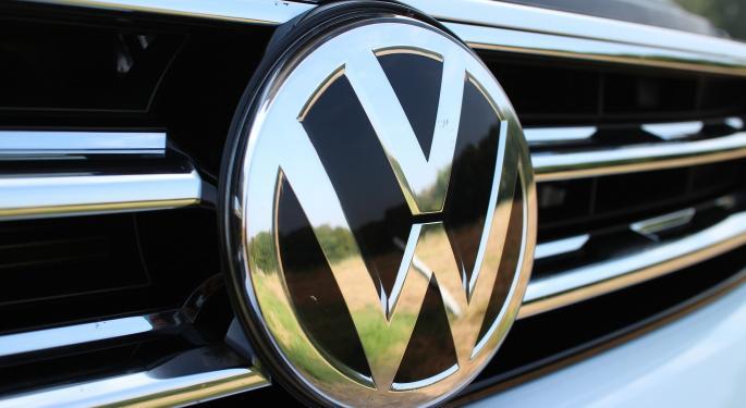 Pricing Set For Volkswagen's Truck IPO