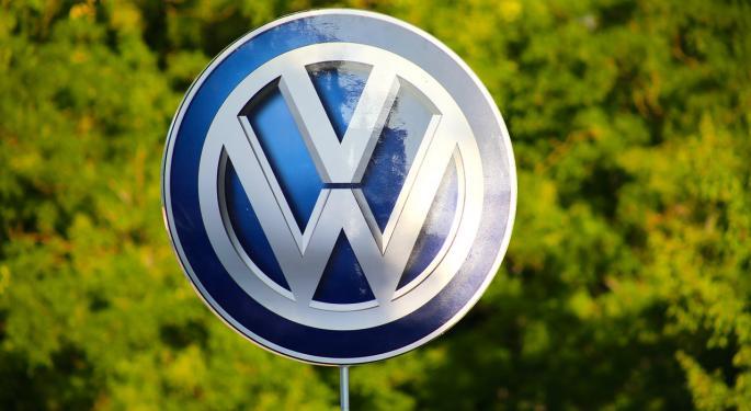 Investors, Look To Buy Volkswagen On The Dip