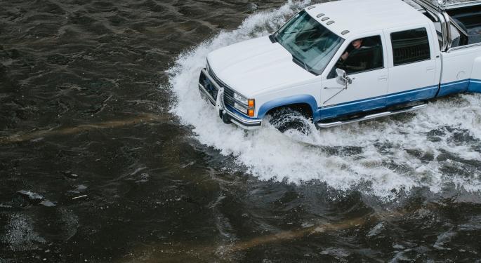 Flooding Could Hit Near Key Northeast Trucking Markets