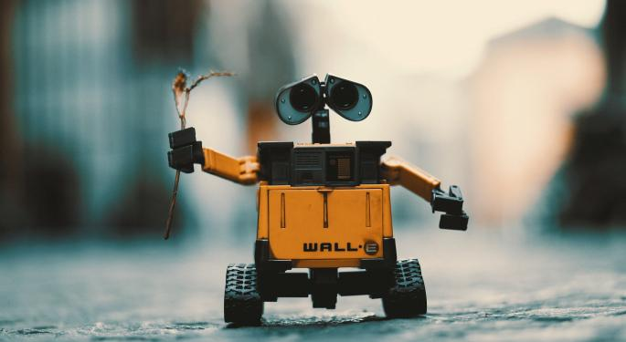 Wall Street Need Not Fear the Robots