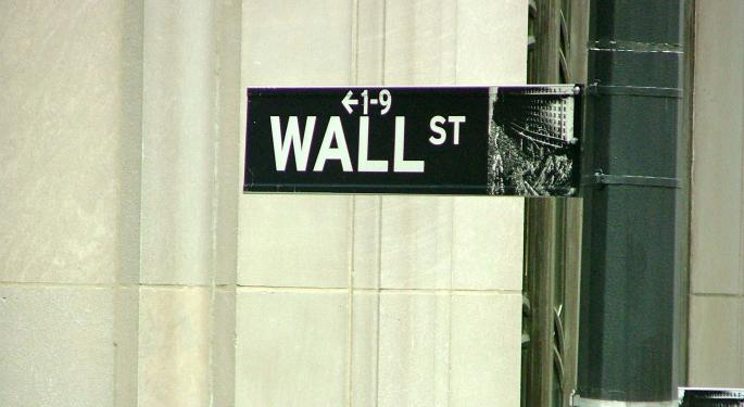 Market Seems Generally Pleased With Earnings Results, But Geopolitics Still Weigh